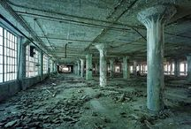 Destinations // Abandoned