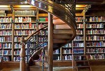 Creative // Books and Bookcases