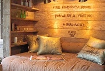 For the Home / Really cool maybe somewhat realistic ideas for my house!! / by Katie Ewing