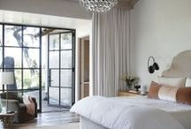 Bedrooms / by Regina Rousseau