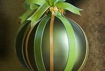 Christmas crafts / by Sharon Petrey Primeaux