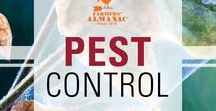 Pest Control / Natural remedies to rid your home and garden of pests!  https://www.farmersalmanac.com/home-garden/
