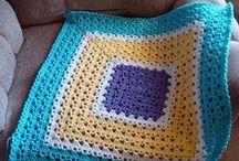 crocheting / by Sharon Raubenstine
