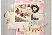Scrapbooking / by Blessedmommy22