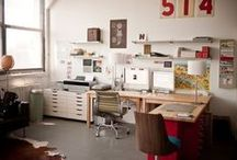 INSPIRATION - Home Office / office inspiration