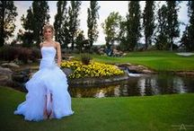 Wedding Photography / A collection of wedding day poses, candids, dresses, hair, and more....