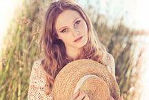 Portraits and Model Shots