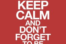 Lets Keep Calm