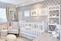 HOME SPACE |:| Nursery / Nursery Design