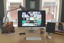 Inspiring workspaces / Places where people do creative work. / by Josh Cleland