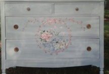 Furniture Redo Inspiration / Making something old new again / by Nina Blevins