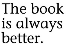Bookworm / The books are always better