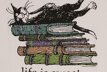 Animals with Books / by TWU Libraries