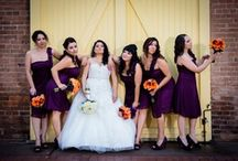 Wedding Party Poses / finding the right natural poses for the entire Wedding party / by Studio 616 Photography