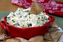 Recipes-Appetizers, Dips, Spreads