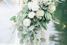 Wedding Bouquets//Personal Flowers / by Danielle Stulen