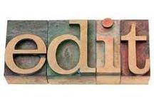 Writing Help and Info / Writing, editing, design / by Viv Drewa