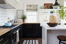 Kitchens + Eat In Kitchens