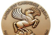 2014 Andrew Carnegie Medals for Excellence in Fiction and Nonfiction / Longlist for Andrew Carnegie Medals for Excellence in Fiction and Nonfiction. Winners, one each in fiction and nonfiction, will be announced in June 2014 so start reading!