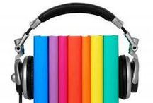 Audiobooks / June is Audiobook Month. Try one of these great audiobooks, narrated by the author, or by a professional narrator. Be sure to bring an audiobook on your next vacation or trip to the beach or pool.