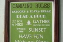 Camping / My family loves to camp, and we do a lot of it throughout the summer months. Here are some great camping ideas!