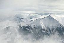 [mountain love] / So drawn to the mountains