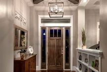 HOME SPACE |:| Entrance & Hallways