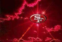 49ers / Avid 49ers fan