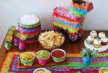 Let's Fiesta / Fiesta couples shower ideas