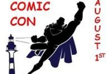 East Islip Public Library Comic Con / The Library's first comic con on August 1, 10-3