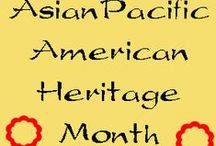 Asian Pacific American Heritage Month-May 2016