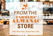 From the Farmers' Almanac Store / From copies of the Almanac to gifts for the weather watcher in your life, our store is full of unique items for the resourceful, Almanac-minded person. https://store.farmersalmanac.com//?utm_medium=main_nav&utm_campaign=fa_store&utm_source=fa_desktop