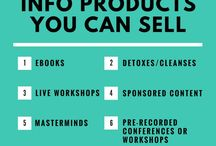 BLOGSVILLE |:| Products to Offer / Create products to help drive your blog into business without selling your soul through ads and affiliate marketing