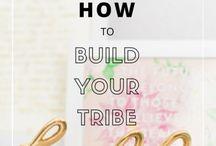 BLOGSVILLE |:| Tribe
