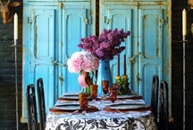 Pretty Rooms / by Mod Vintage Life {Nita Stacy}