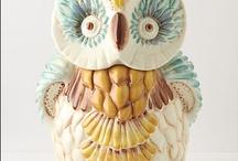 Owls / by Anna Sowa