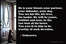Man's Best Friend / by Sylvia Smith