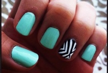 nails. / by Emily Howes