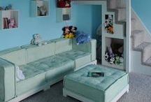 Romans big boy room / And you can't deny that Romans rooms will defeat all boys rooms out there. ;) / by Look Mom, Chaos!