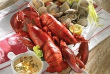 Seafood / by Sylvia Smith