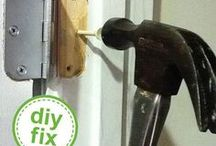 Home Repair / Ideas, products, hints, tips and tricks to make repairs around the house easier