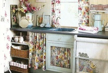 laundry rooms / by Mod Vintage Life {Nita Stacy}