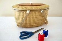 Baskets / by Sylvia Smith