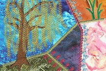 Embroidery & Crazy Quilts / by Donna LaFleur