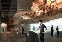 Scéno/Muséographie / Des réalisations muséographiques impressionnantes dont il faut s'inspirer.