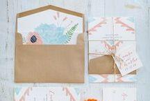 Cartes, invitations & Co.