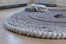 DIY rugs / by Look Mom, Chaos!