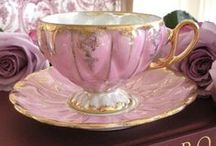 Beautiful Cups / I am a cup lover and collector! What about you?