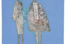 Figures / by Regina Levin