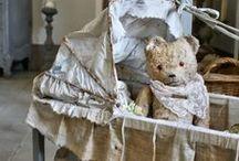 bedrooms / by Linda Prichard Anderson